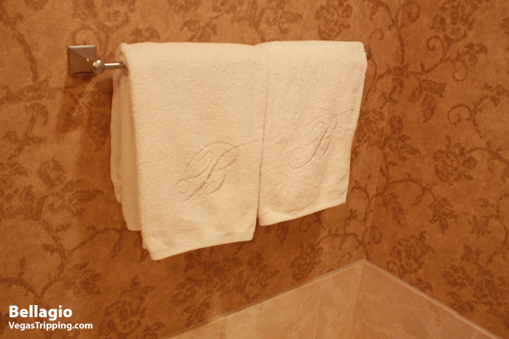 Bellagio Review Towels