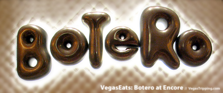Botero Steak at Encore Las Vegas - Review