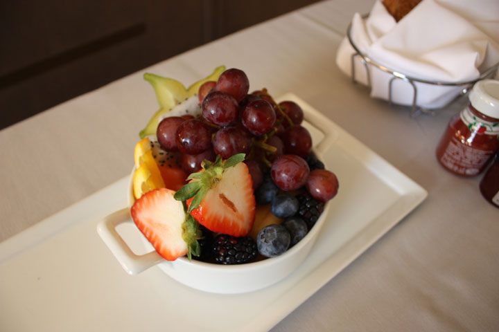 Caesars Julius Room Service Fruit Cup