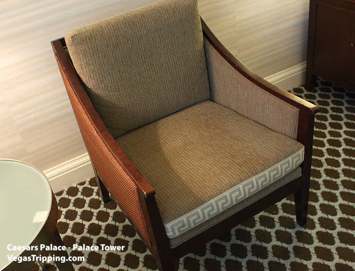 Caesars Palace Tower Chair