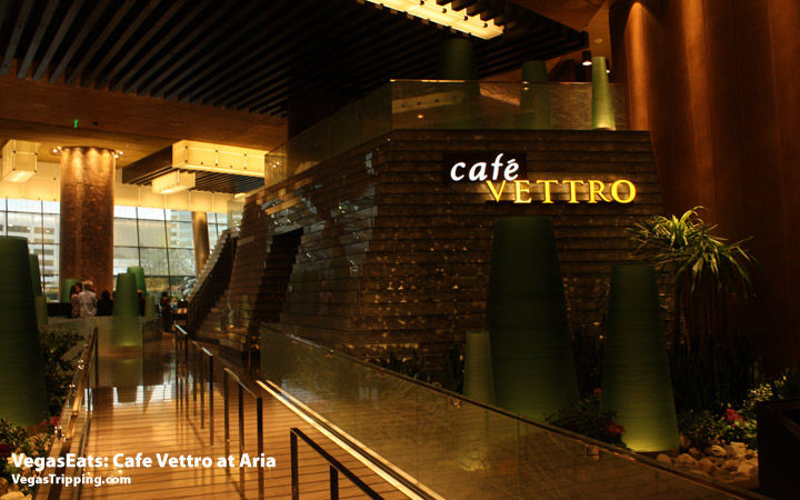 Cafe Vettro Entrance