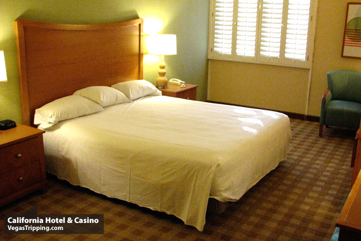California Hotel Casino Review Bed