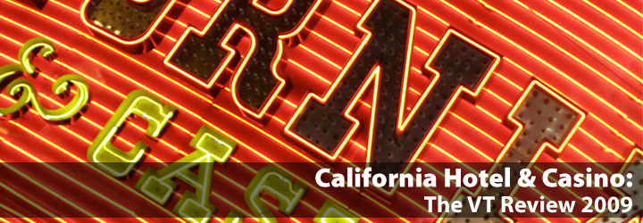 California Hotel Casino Review