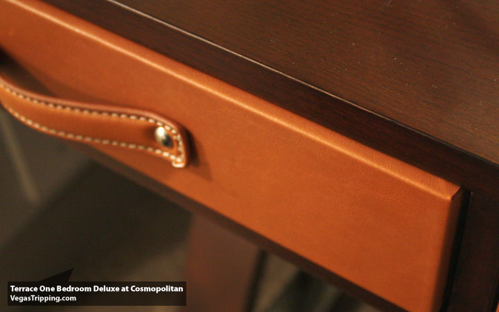 Cosmo Terrace Desk Drawers