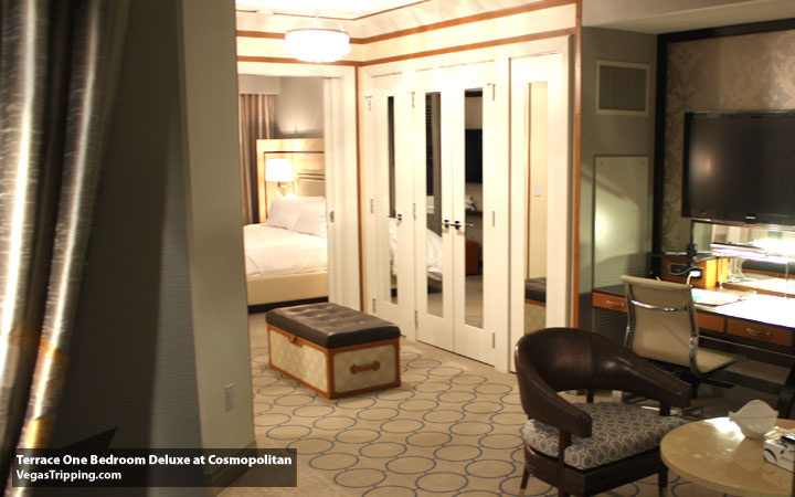 the cosmopolitan terrace one bedroom suite the vt soft