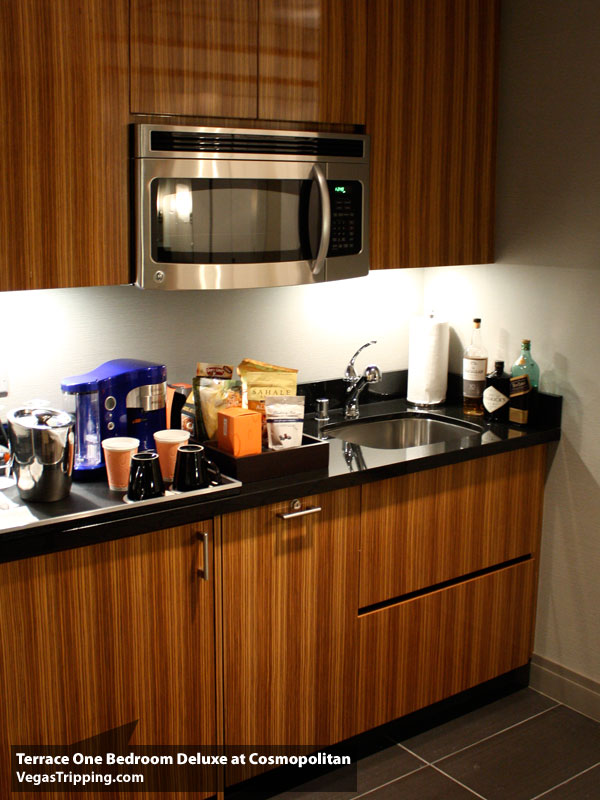 Cosmo Terrace Kitchenette