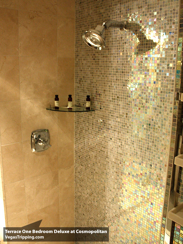 Cosmo Terrace Shower