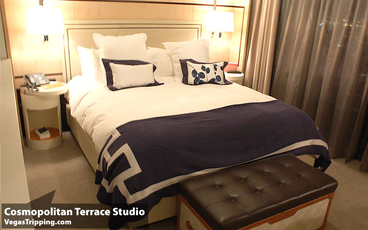 Cosmo Terrace Studio Bed