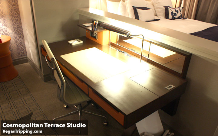 Cosmo Terrace Studio Desk