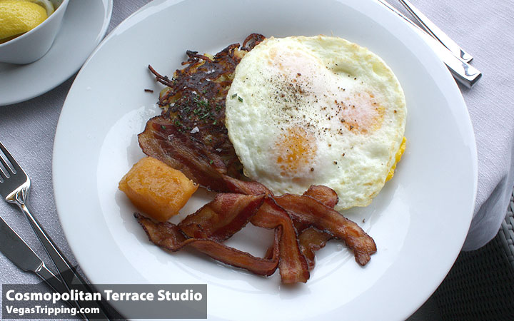 Cosmo Terrace Studio Eggs