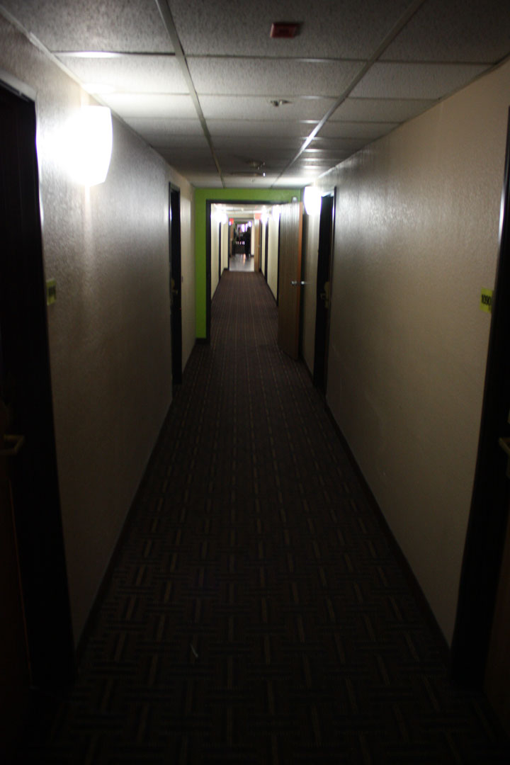 Ellis Island Super8 Review Hallway2