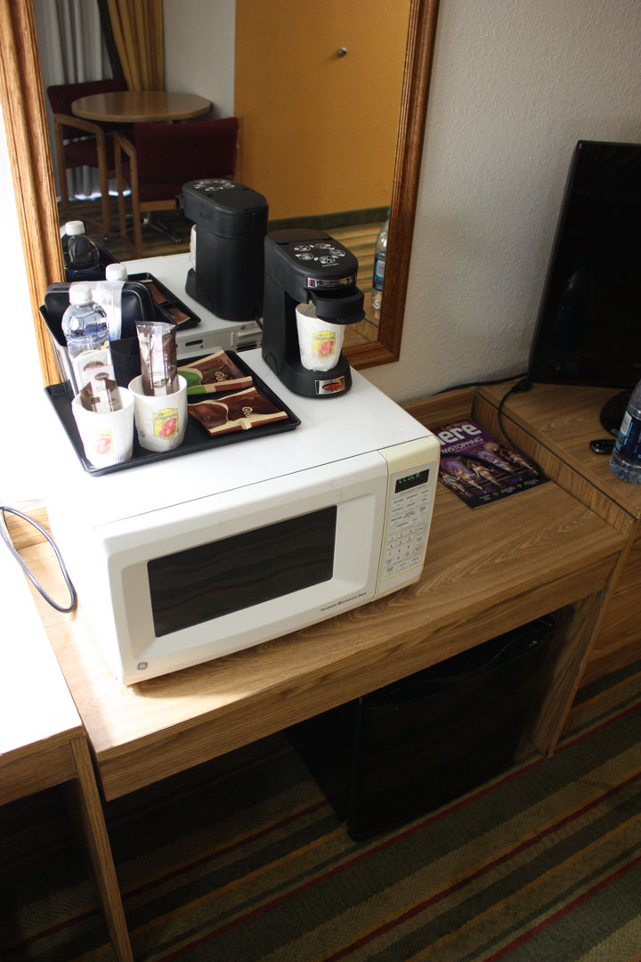 Ellis Island Super8 Review Microwave