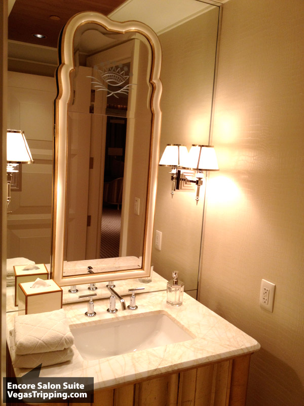 Encore Salon Suite Review -  Bath