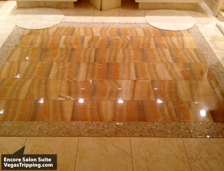 Encore Salon Suite Review - Tile