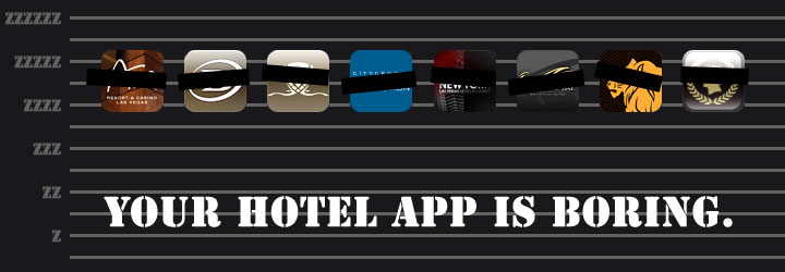 Your Hotel App Is Boring