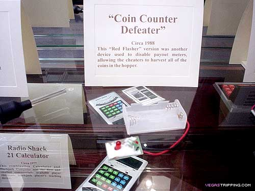 casino slot cheating devices