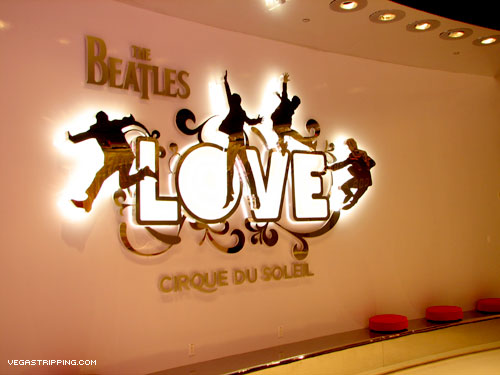 The Beatles - Cirque Du Soleil - Love at The Mirage