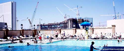 Planet Hollywood Pool Review