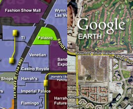 Google Earth Map Overlay