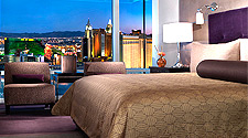 ARIA Resort Casino Las Vegas Deluxe King Preview