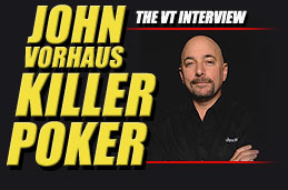 Interview with John Vorhaus - Killer Poker
