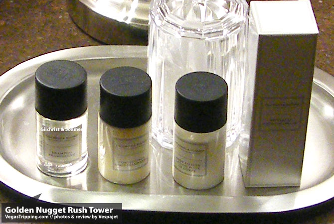 Golden Nugget Rush Tower Review  Amenities