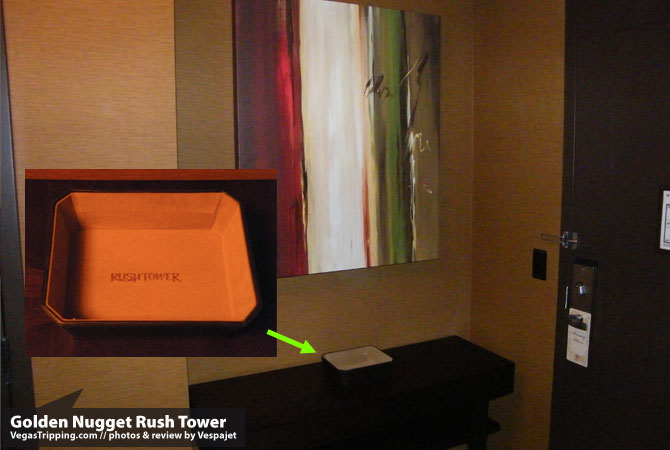 Golden Nugget Rush Tower Photos Amp Review By Vespajet