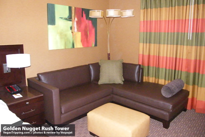 Golden Nugget Rush Tower Review  Sofa