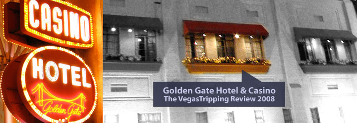 Golden Gate Casino Vegas Review