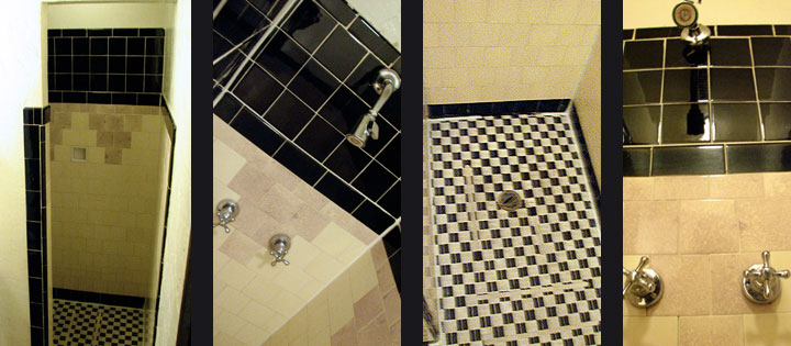 Golden Gate Hotel Las Vegas Review - Shower