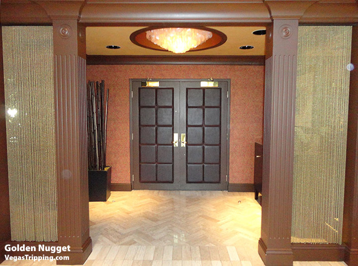Goldennugget Spatower Entryway