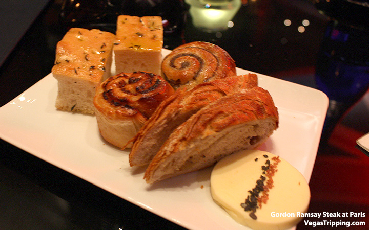 Gordon Ramsay Steak Bread