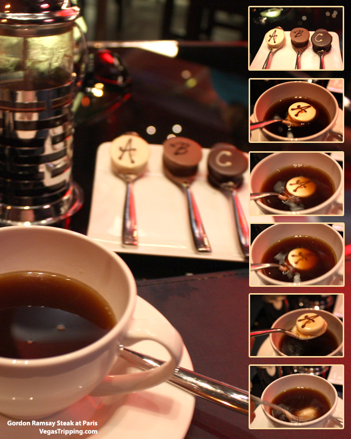 Gordon Ramsay Steak Coffee