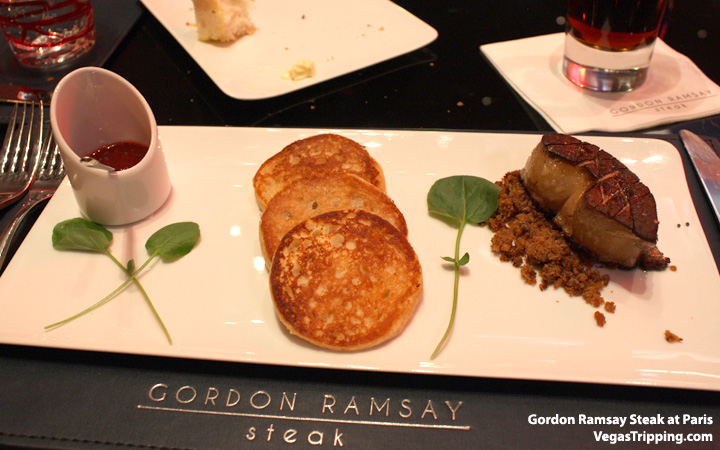 Gordon Ramsay Steak Foie