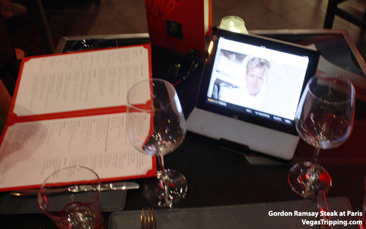Gordon Ramsay Steak Ipad