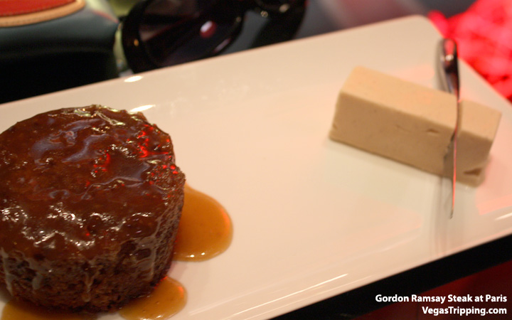 Gordon Ramsay Steak Stickytoffeepudding