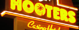 Hooters Hotel Casino Restaurants, Tips, Reviews and Photos