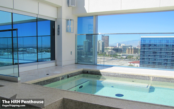 Hrh Penthouse Pool View
