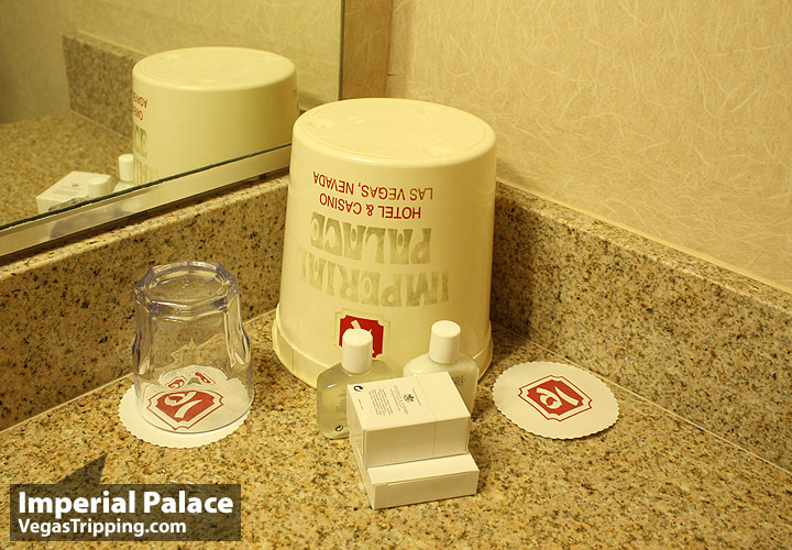 Imperial Palace Soaps Found