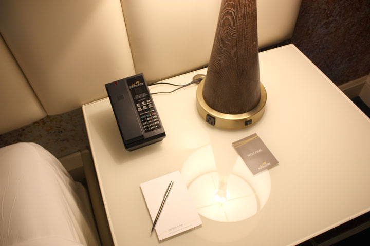 Mandalay Bay 2015 Bed Phone