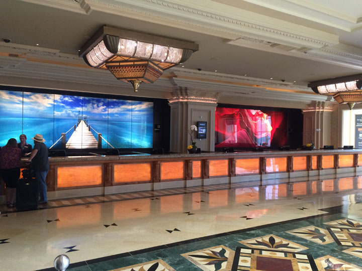 Good Mandalay Bay 2015 Lobby Registration Amazing Pictures