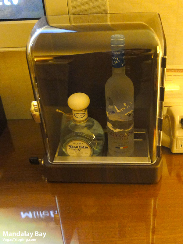 Mandalay Bay Hotel Review  Booze