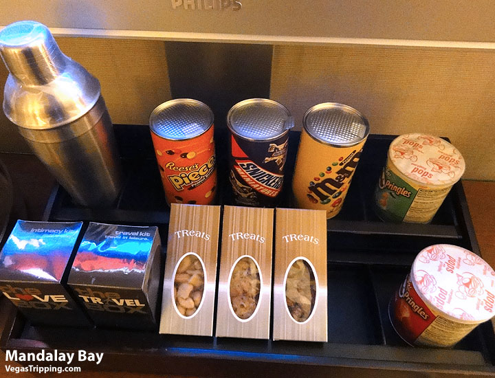 Mandalay Bay Hotel Review  Snacks