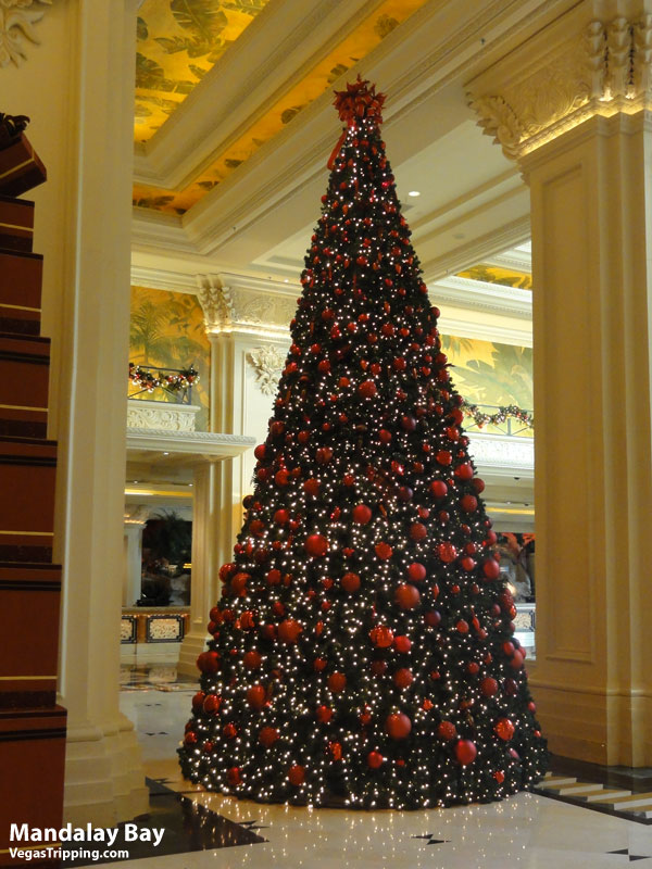 Mandalay Bay Hotel Review  Tree