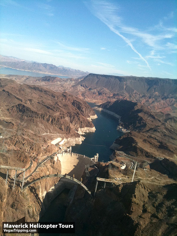 Maverick Helicopter Tour Hoover Dam