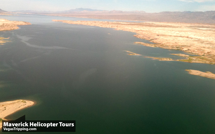 Maverick Helicopter Tour Lake Mead