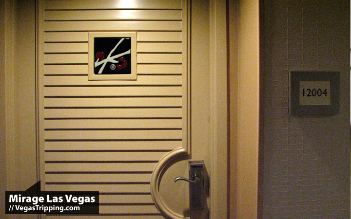 Mirage Las Vegas : 2009 New Rooms Review -  12004