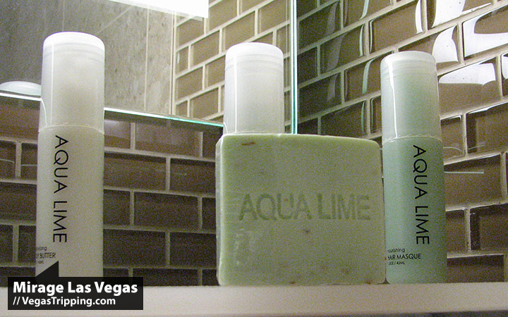Mirage Las Vegas : 2009 New Rooms Review -  Soaps
