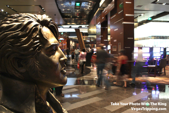 Aria Elvis Bust photos