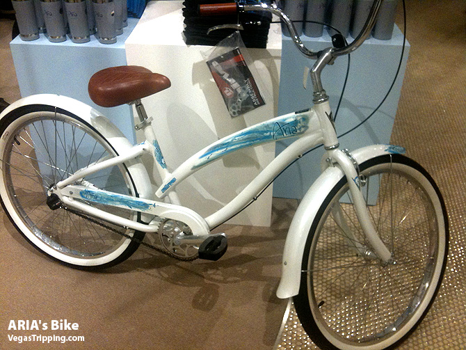 ARIA Gift Shop Bicycle